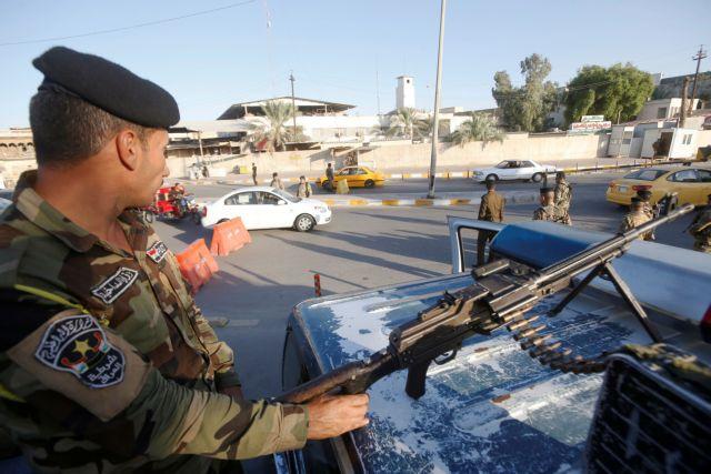 Ιράκ: Αιματηρή καταστολή δίχως τέλος   tovima.gr