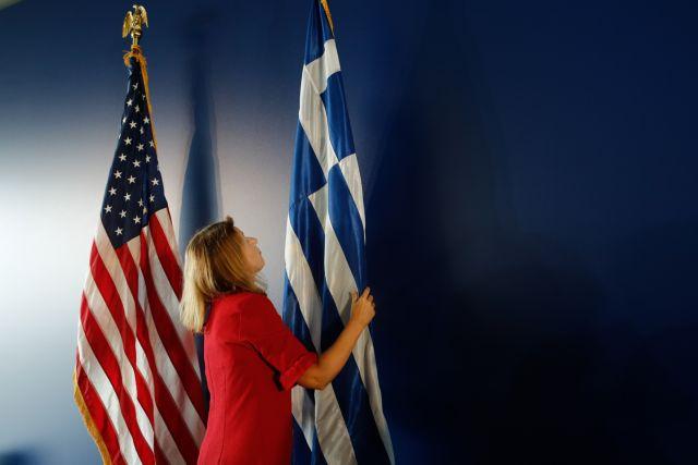 Ελλάδα – ΗΠΑ : Ξεκινά ο Στρατηγικός Διάλογος – Στο μενού ασφάλεια, ενέργεια, εμπόριο   tovima.gr