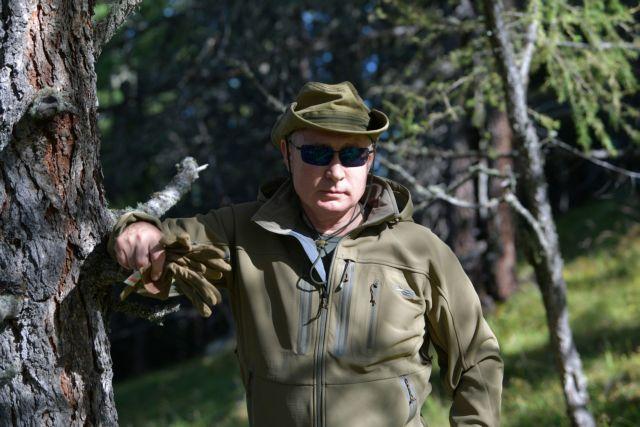 Βλάντιμιρ Πούτιν : Γιόρτασε τα 67 του χρόνια στη σιβηρική τάιγκα | tovima.gr