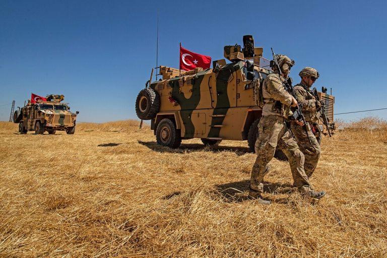 Συρία : Εφ' όπλου λόγχη ο τουρκικός στρατός – Ναι από τη τουρκική βουλή για στρατιωτική επιχείρηση | tovima.gr