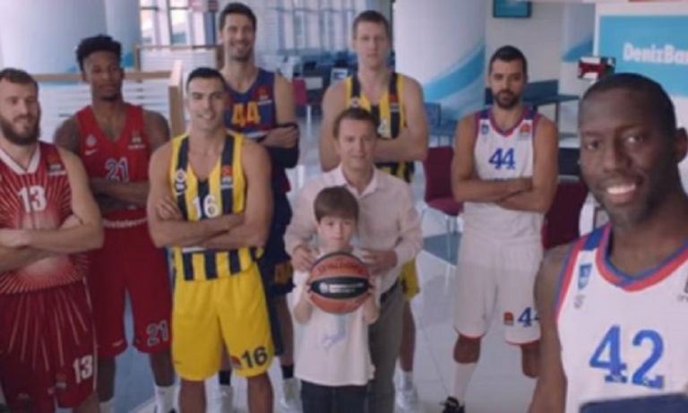 Με πρωταγωνιστή τον Σλούκα το νέο promo βίντεο της Euroleague (vid) | tovima.gr