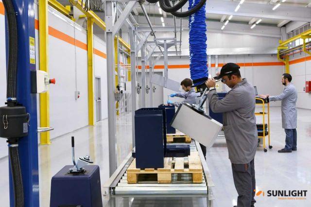Sunlight: Νέα οργανωτική δομή με στόχο τη διεθνή ανάπτυξη σε τεχνολογίες μπαταριών λιθίου | tovima.gr