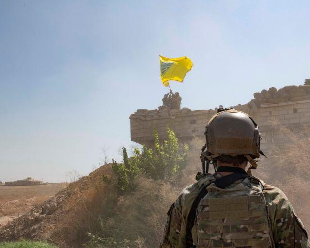 Συρία: Οι Τούρκοι βομβαρδίζουν κουρδικές θέσεις στη Ράκα   tovima.gr