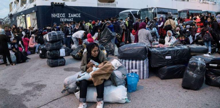 ΝΔ : Το πρώτο «όχι» βουλευτή για τη μεταφορά μεταναστών | tovima.gr