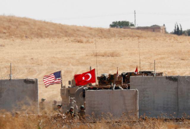 Ζαν Κλοντ Γιούνκερ: Η Τουρκία να σταματήσει την επιχείρηση στη Συρία | tovima.gr