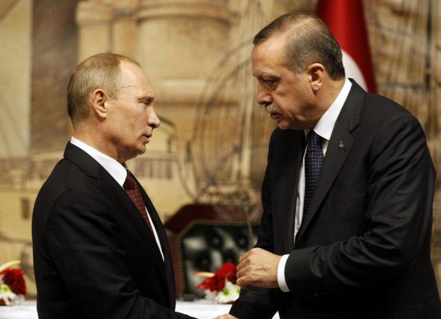 Ρωσία : Δε θα εμπλακούμε στη διένεξη Τουρκίας – Συρίας | tovima.gr