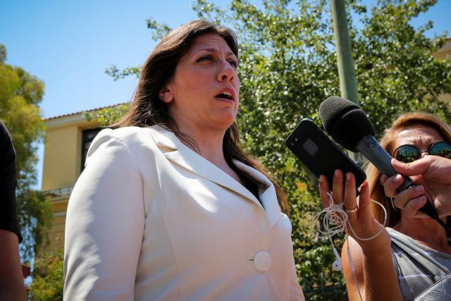 Κωνσταντοπούλου : Καταγγέλλει «παραδικαστική λειτουργία» για υπόθεση ασέλγειας σε 5χρονη | tovima.gr