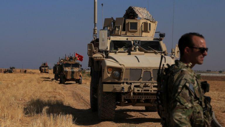 Με το ένα πόδι στη Συρία η Τουρκία – Θα ενημερώσουμε όλες τις πλευρές για την επιχείρηση, λέει ο Τσαβούσογλου | tovima.gr