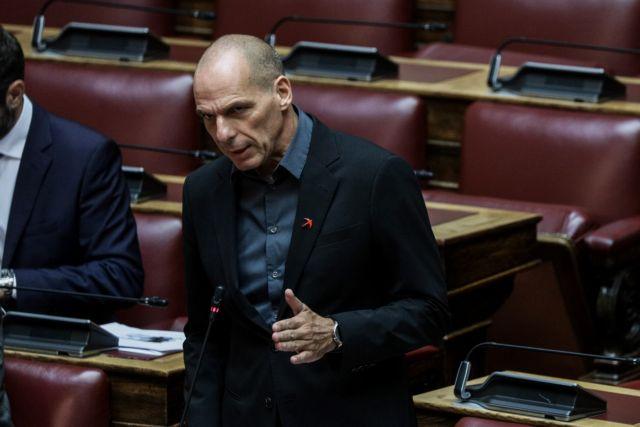 Γ. Βαρουφάκης στο One Channel: Ο Ερντογάν είναι δειλός και κάνει παλικαρισμούς όπου τον παίρνει | tovima.gr
