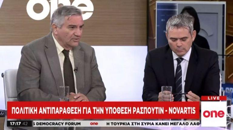 Αντιπαράθεση για Novartis και ψήφο αποδήμων: Κ. Καραγκούνης – Χ. Καστανίδης στο One Channel | tovima.gr