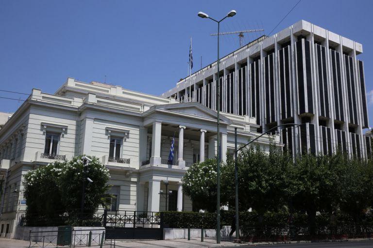 ΥΠΕΞ :  Καλεί την Τουρκία να θέσει άμεσα τέλος στις στρατιωτικές επιχειρήσεις στη ΒΑ Συρία | tovima.gr