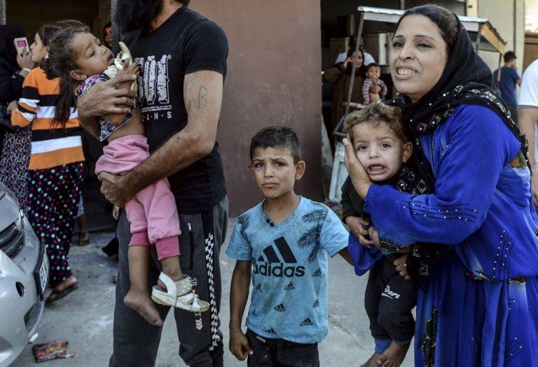 Αγκυρα : Εχουμε ευθύνη για τους κρατούμενους τζιχαντιστές μόνο στη «ζώνη ασφαλείας» | tovima.gr