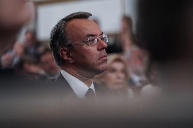 Σταϊκούρας: Η αιχμηρή απάντηση στον Τσακαλώτο για το σχέδιο «Ηρακλής» | tovima.gr