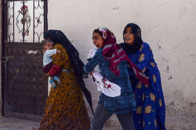 Τουρκική εισβολή στη Συρία : Σφαγή δίχως έλεος – Απώλειες αμάχων, ανάμεσά τους και παιδιά | tovima.gr