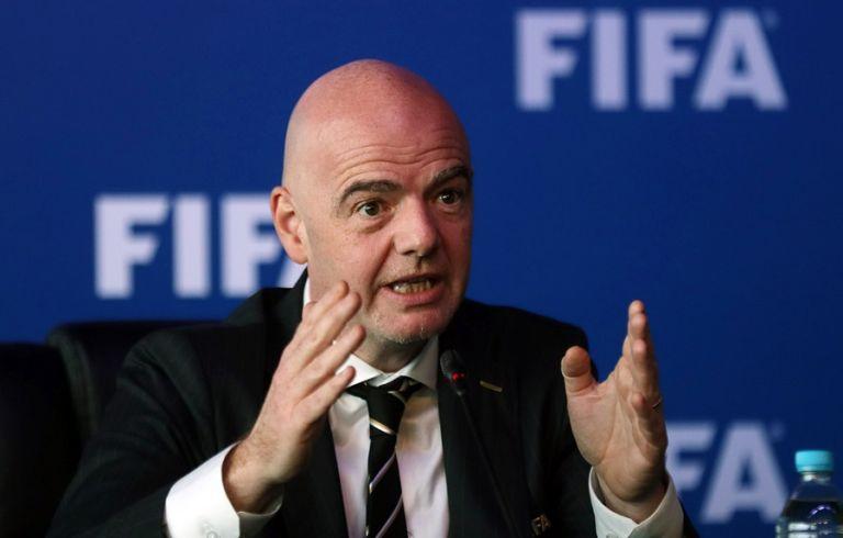 Ινφαντίνο : «Πρότεινα να επενδύσουμε 1 δισ. ευρώ στο γυνακείο ποδόσφαιρο»   tovima.gr