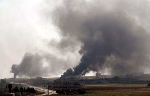 Συρία : Διεθνής κατακραυγή για την τουρκική εισβολή | tovima.gr
