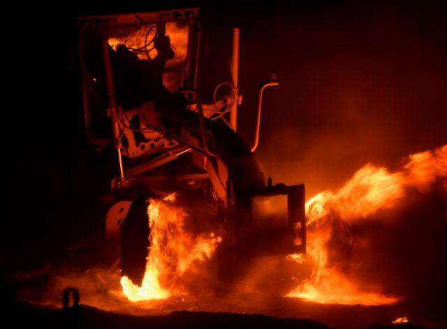 ΗΠΑ – Καλιφόρνια: Σε κατάσταση συναγερμού πυρκαγιών   tovima.gr