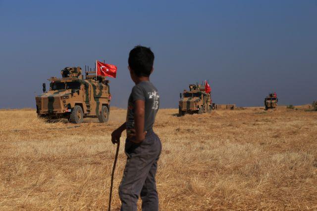 Τραμπ : Ολο κυρώσεις ετοιμάζει για την Τουρκία και όλο δεν τις εφαρμόζει | tovima.gr