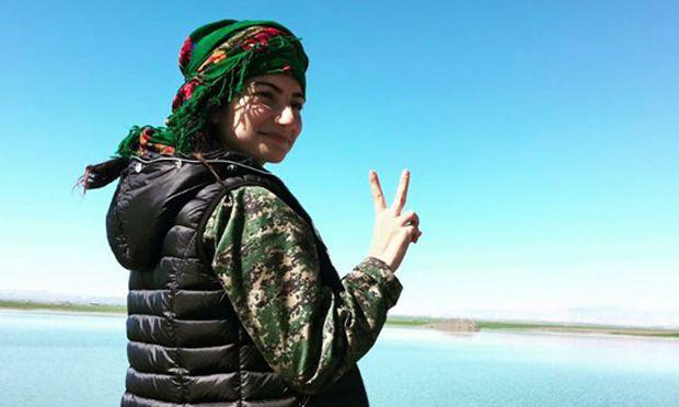 Κούρδισσα μαχήτρια : Θα πολεμήσουμε μέχρι να πεθάνουμε | tovima.gr