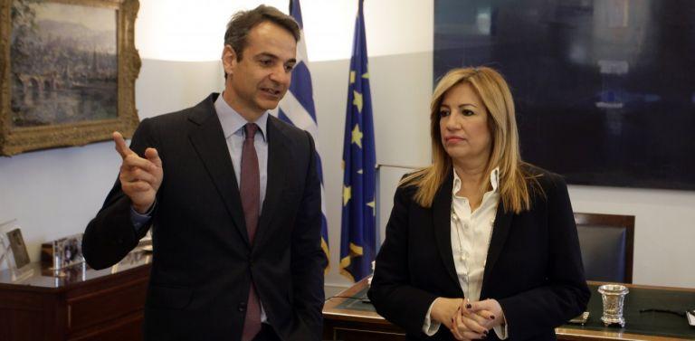 Μητσοτάκης – Γεννηματά συναντώνται για την ψήφο των αποδήμων | tovima.gr