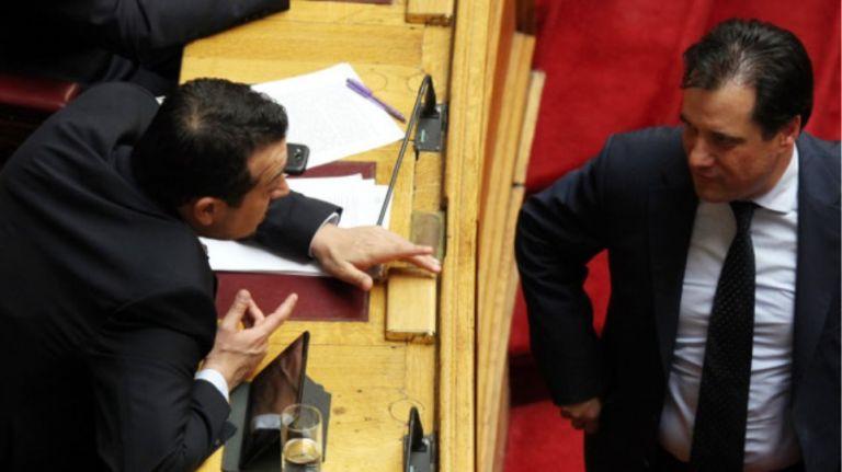 «Κόντρα» Γεωργιάδη – Παππά για το αναπτυξιακό νομοσχέδιο | tovima.gr
