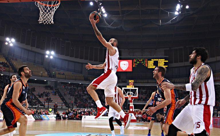 Ολυμπιακός : Αναζητά αντίδραση κόντρα στη Βαλένθια | tovima.gr