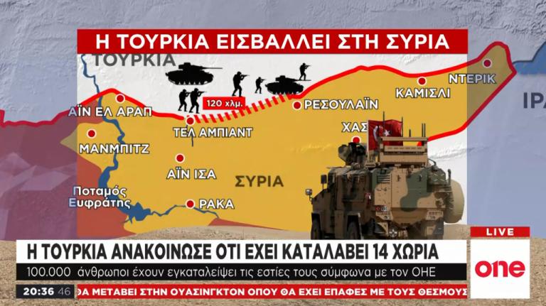 Εισβολή στη Συρία: Πόσο θα κρατήσουν οι τουρκικές επιχειρήσεις | tovima.gr