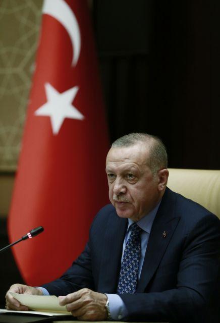 Ερντογάν: Παραπληροφόρηση τα περί απόδρασης μελών του Ισλαμικού Κράτους   tovima.gr