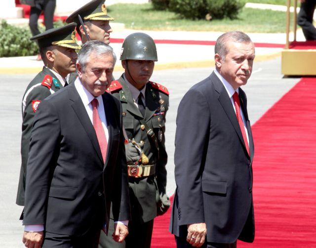 Ερντογάν : Οργή από τα όσα είπε ο Ακιντζί για τον πόλεμο στη Συρία | tovima.gr