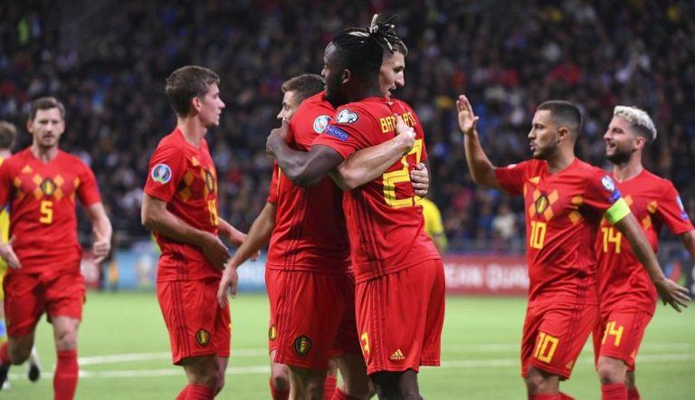 Καζακστάν-Βέλγιο 0-2 | tovima.gr