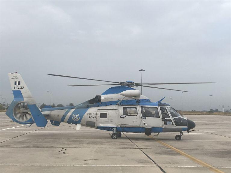 Λιμενικό, ελικόπτερα και σκοπευτές στο Αιγαίο | tovima.gr