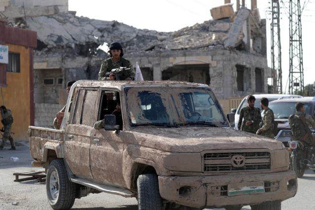 Συρία: Στα βόρεια της χώρας ο συριακός στρατός για να αντιμετωπίσει την τουρκική επίθεση | tovima.gr