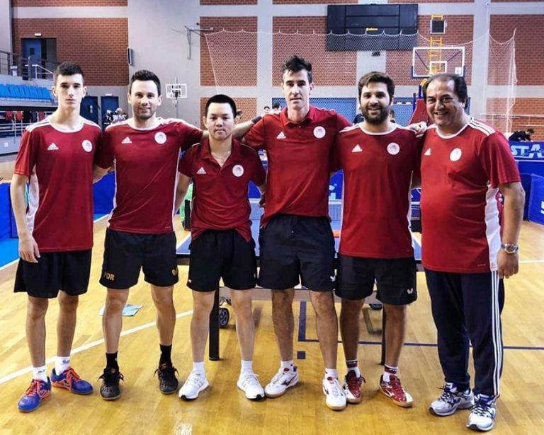 Πινγκ Πονγκ: Ο Ολυμπιακός νίκησε 4-1 τον Παναθηναϊκό στο ντέρμπι της Α1 ανδρών | tovima.gr