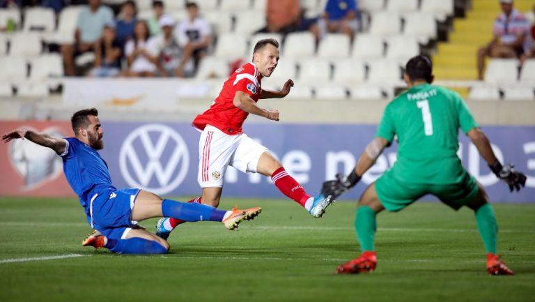 Συντριβή για την Κύπρο, νίκες για Ολλανδία, Ουγγαρία και Σκωτία | tovima.gr
