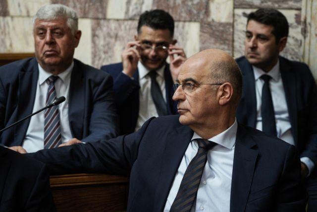 Δένδιας : Ικανοποίηση από την ΕΕ για την καταδίκη της Τουρκίας | tovima.gr