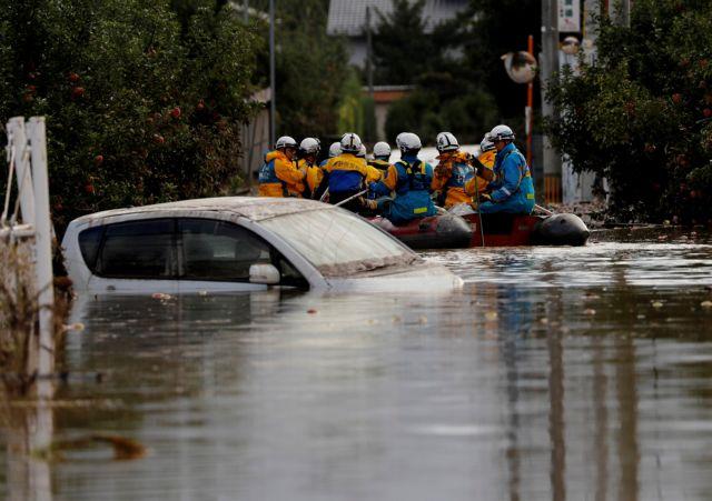 Τυφώνας Χαγκίμπις :  Τουλάχιστον 35 νεκροί από το πέρασμά του στην Ιαπωνία | tovima.gr
