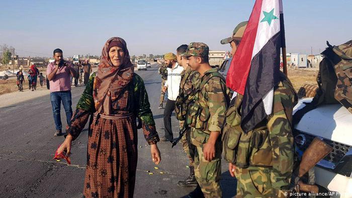 Νέα δεδομένα μετά τη συμμαχία Κούρδων – συριακού στρατού | tovima.gr