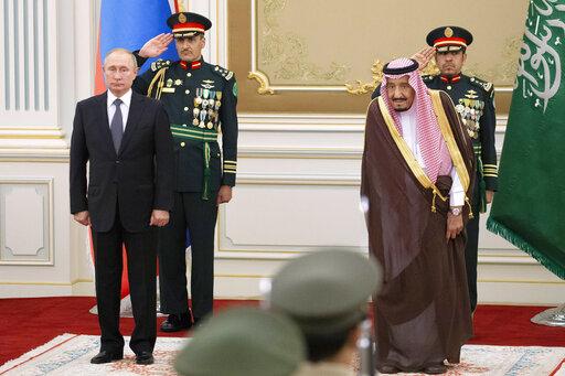 Ρωσία : Πρόθυμη να συνεργαστεί με ΗΠΑ για πυρηνικό σταθμό στη Σαουδική Αραβία | tovima.gr