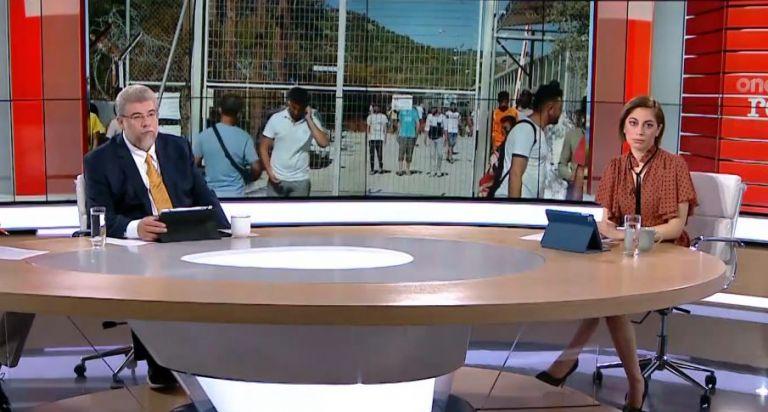 Μ. Λογοθέτης στο One Channel: Οι αυξημένες ροές δεν επιτρέπουν να δούμε άμεσα αποτελέσματα στα νησιά | tovima.gr