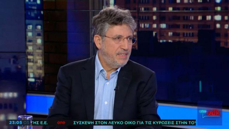 Μ. Σπουρδαλάκης στο One Channel: Ιδεολογικά προκατειλημμένες οι κυβερνητικές δράσεις στην παιδεία | tovima.gr