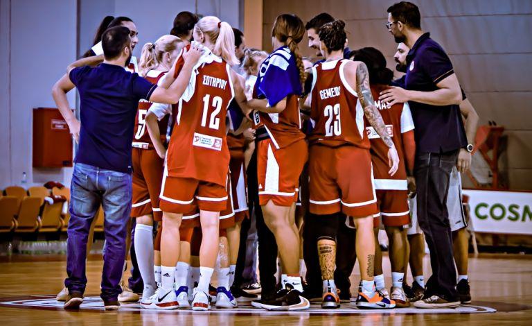 Πανέτοιμα για ποδαρικό με το… δεξί στο EuroCup τα κορίτσια του Ολυμπιακού | tovima.gr