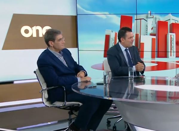 Κόντρα Μπουκώρου – Γιαννούλη στο One Channel για ψήφο αποδήμων και προϋπολογισμό | tovima.gr