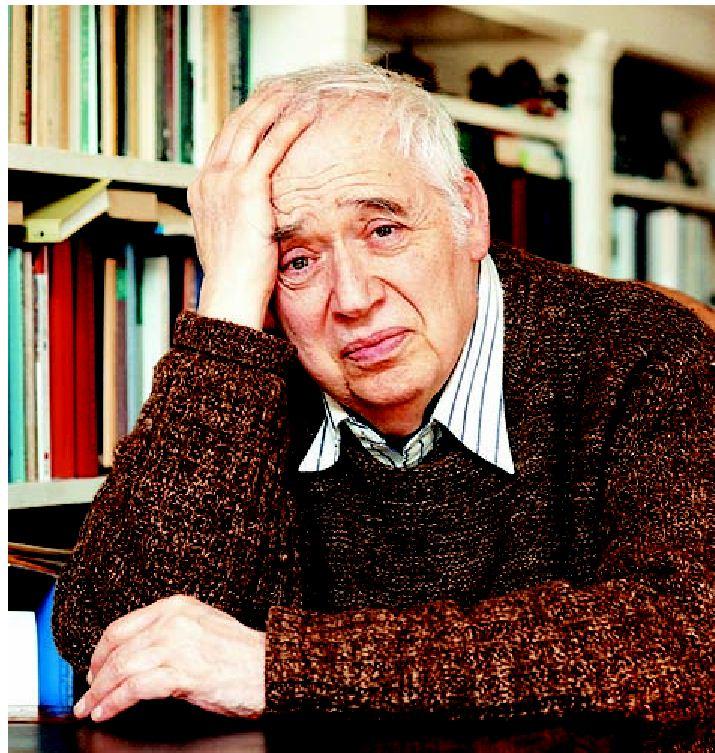 Χάρολντ Μπλουμ: Φτωχότερη η κριτική μετά τον θάνατο του κορυφαίου αμερικανού μελετητή | tovima.gr