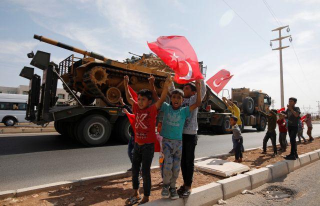 Τουρκία: Ασταμάτητη στην επίθεσή της στη Συρία | tovima.gr