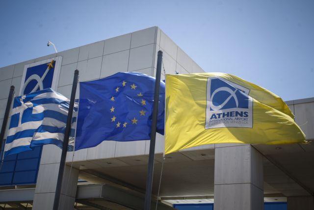 Σταθερά προς τα πάνω τα αεροδρόμια της χώρας | tovima.gr