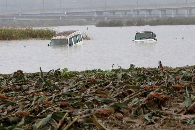Τυφώνας Χαγκίμπις : Στους 67 οι νεκροί στην Ιαπωνία | tovima.gr