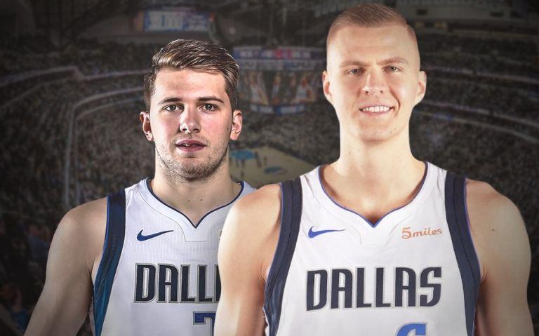 NBA pre season : Ντόντσιτς – Πορζίνγκις ισοπέδωσαν τους Θάντερ | tovima.gr
