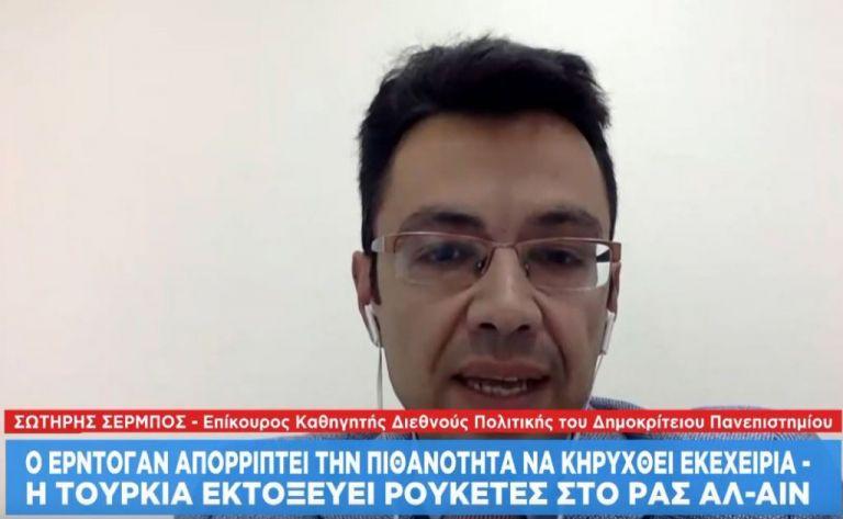 Ισορροπία δυνάμεων στην τουρκοκουρδική σύρραξη – Ο καθηγητής, Σ. Σέρμπος, αναλύει στο One Channel | tovima.gr