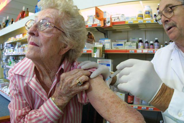 Αντιγριπικό εμβόλιο: Παράταση ισχύος των συνταγών ζητούν οι φαρμακοποιοί | tovima.gr