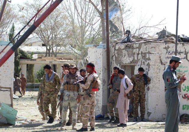 Εκρηξη στο Αφγανιστάν : 3 νεκροί και 20 παιδιά τραυματίες | tovima.gr